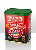 Foto lata pequeña pimentón de la Vera agridulce