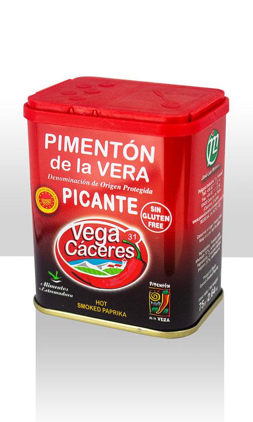 75 g. Picante