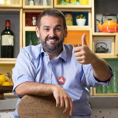 Cocinero David de Jorge